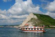 Мыс Чиракман - уникальный внешний вид морского берега в Каварне!